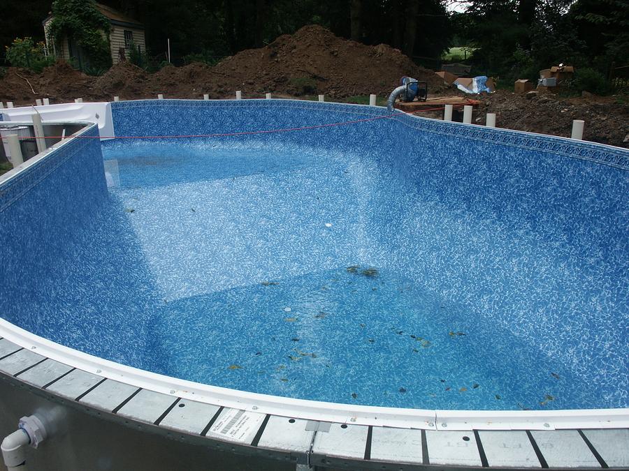 Pool Build